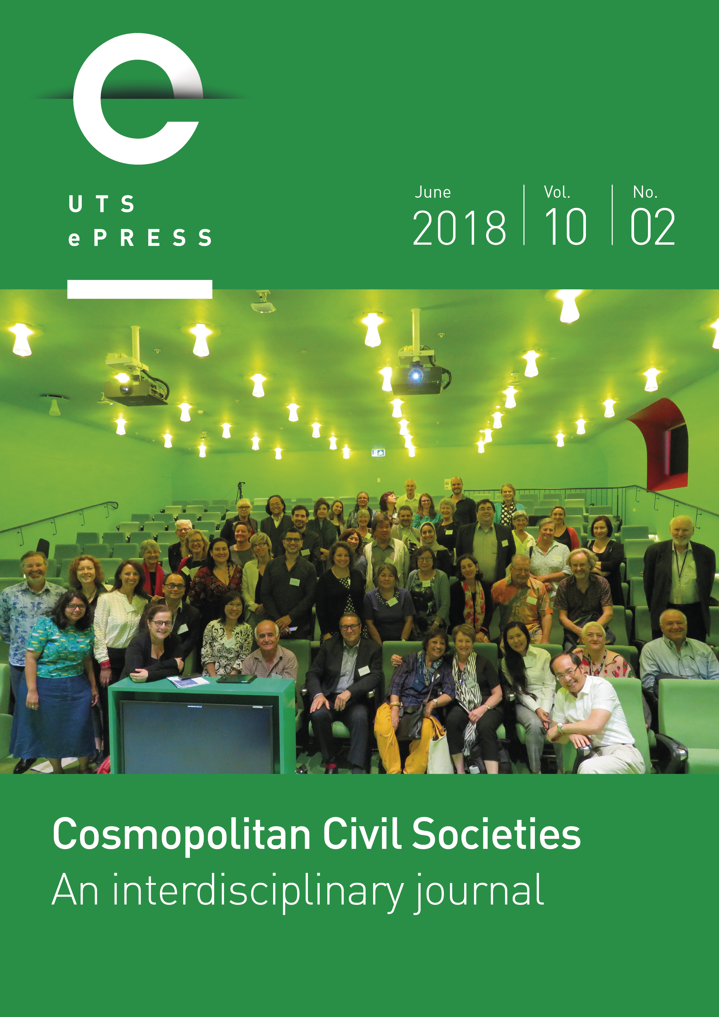 CCS Cover 2018 Vol 10 No 2